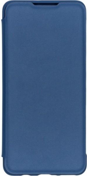 Huawei P30 Lite Flip Cover Case Blauw