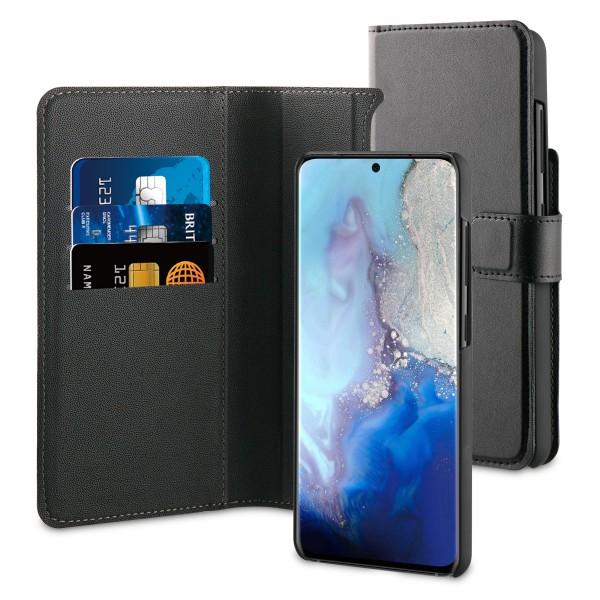 BeHello Samsung Galaxy S20 2-in-1 Wallet Case Black