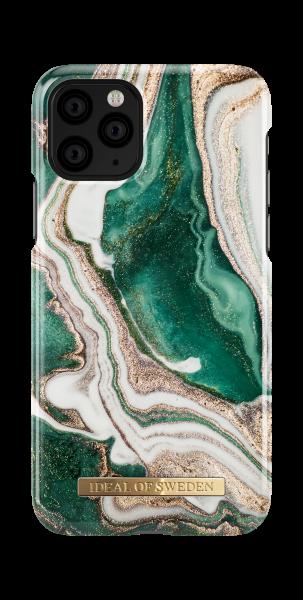 iDeal of Sweden iPhone 11 Pro Fashion Back Case Golden Jade Marble