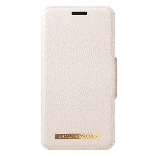 iDeal of Sweden iPhone 11 Fashion Wallet Beige