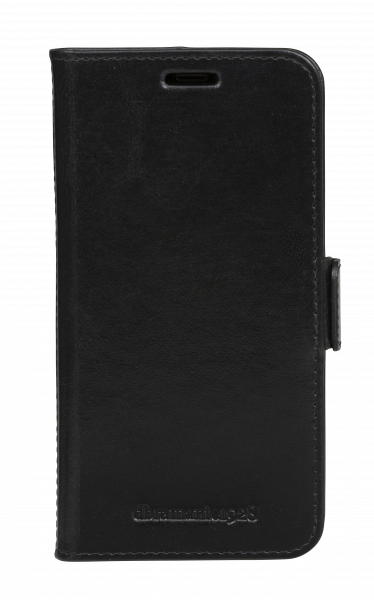 Dbramante1928 iPhone 11 Pro Folio Case Copenhagen Slim Black