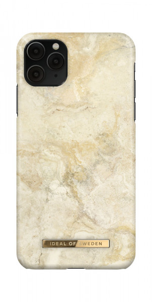 iDeal of Sweden iPhone 11 Pro Max / XS Max Fashion Case Sandstorm Marble
