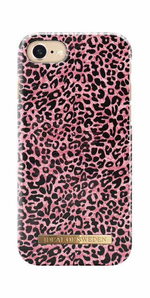 iDeal of Sweden iPhone 8 / 7 / 6S / 6 Fashion Back Case Lush Leopard