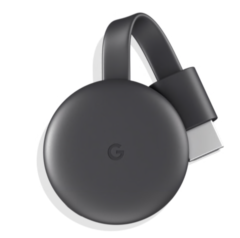 Google Chromecast 2018 Black