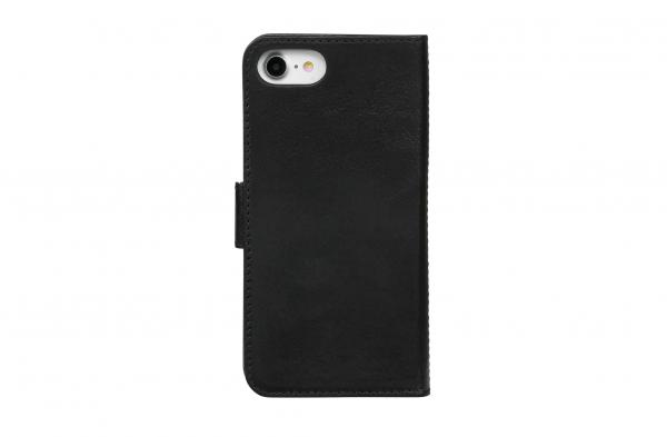 dbramante1928 2-in-1 Wallet Case Zwart voor iPhone 8 7 6s 6