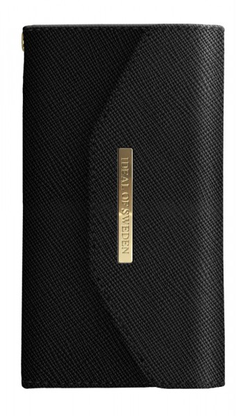 iDeal of Sweden Samsung Galaxy S10+ Mayfair Clutch Black