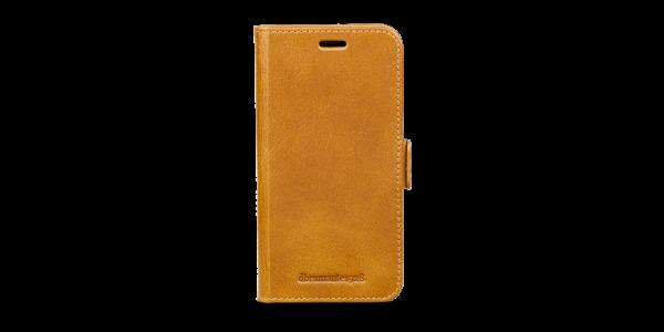 dbramante1928 Copenhagen Book Case Bruin voor iPhone X Xs