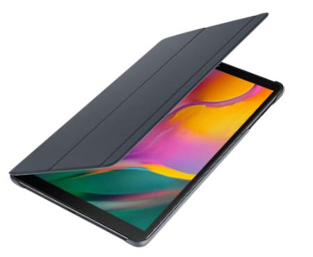 Samsung Book Cover Black voor de Tab A 10.1 (2019)