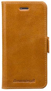 Dbramante1928 iPhone SE / 8 / 7 / 6S / 6 Folio Case Copenhagen Slim Tan