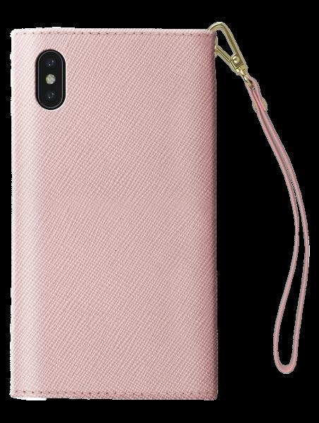 iDeal of Sweden Mayfair Clutch Roze voor iPhone Xs Max