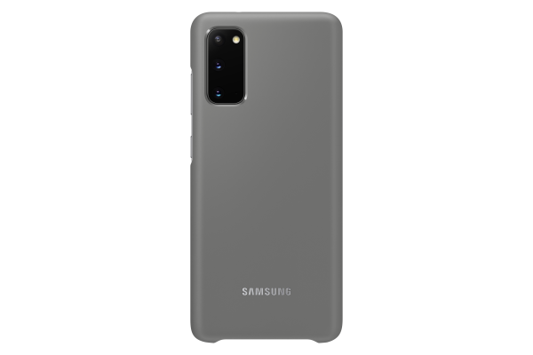 Samsung Galaxy S20 LED Cover Grey