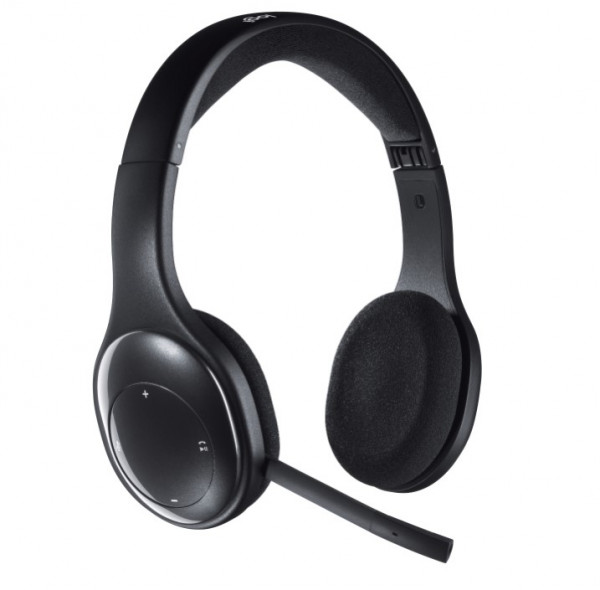 Logitech On-Ear Gaming Headphone H800 Black