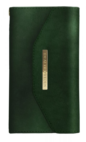 iDeal of Sweden Samsung Galaxy S10+ Mayfair Clutch Velvet Green