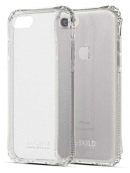 SoSkild Absorb Impact Back Case Transparant voor iPhone 6 6s