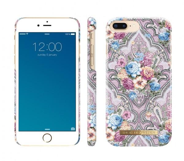 iDeal of Sweden Fashion Back Case Romantic Paisley voor iPhone 8 Plus / 7 Plus / 6S Plus / 6 Plus