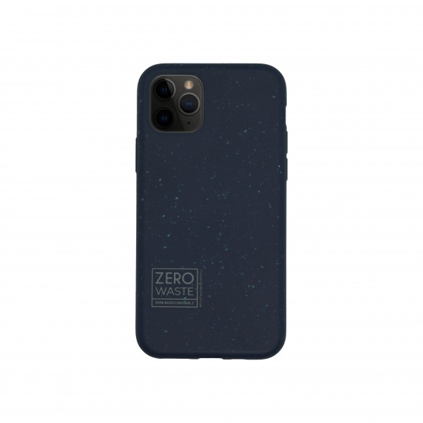 Wilma iPhone 12 mini Smartphone Eco Case Bio Degradeable Essential Blue