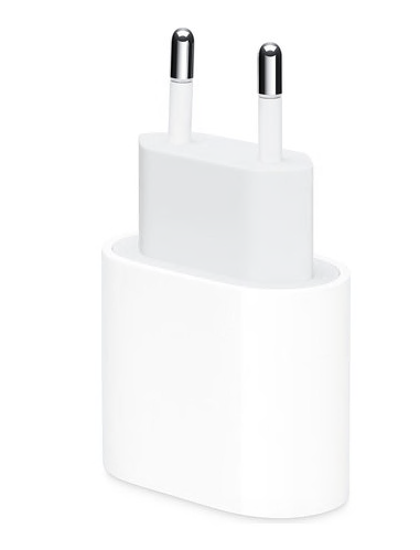 Apple Travel Charger USB-C 18W Power Adapter White
