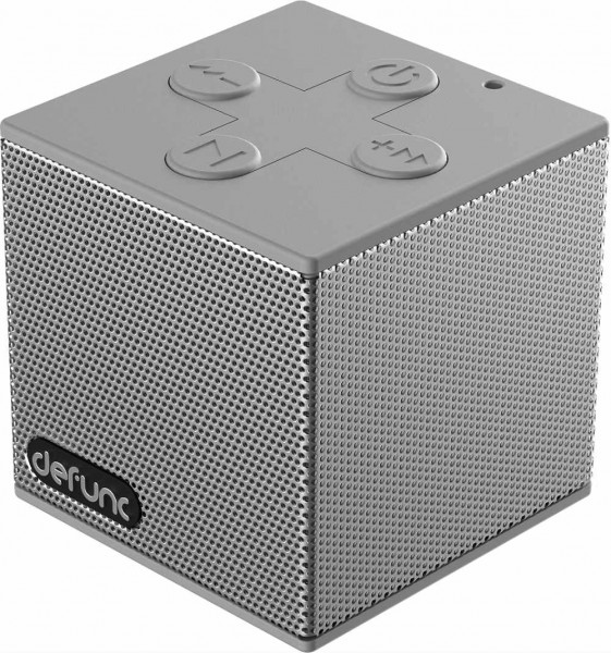 Defunc Wireless Bluetooth Speaker Zilverkleurig