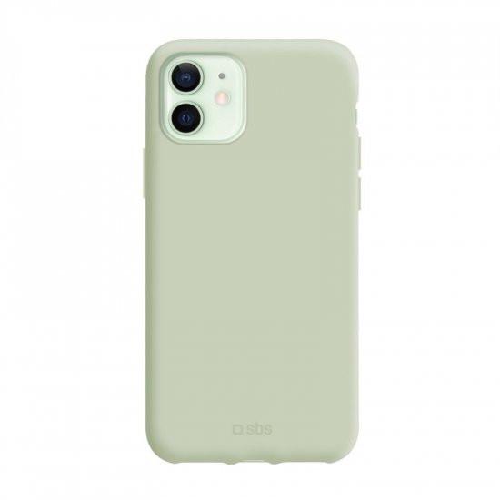 SBS iPhone 12 / 12 Pro Vanity Stars Case Light Green