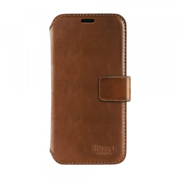 iDeal of Sweden Samsung Galaxy S10 STHLM Wallet Brown