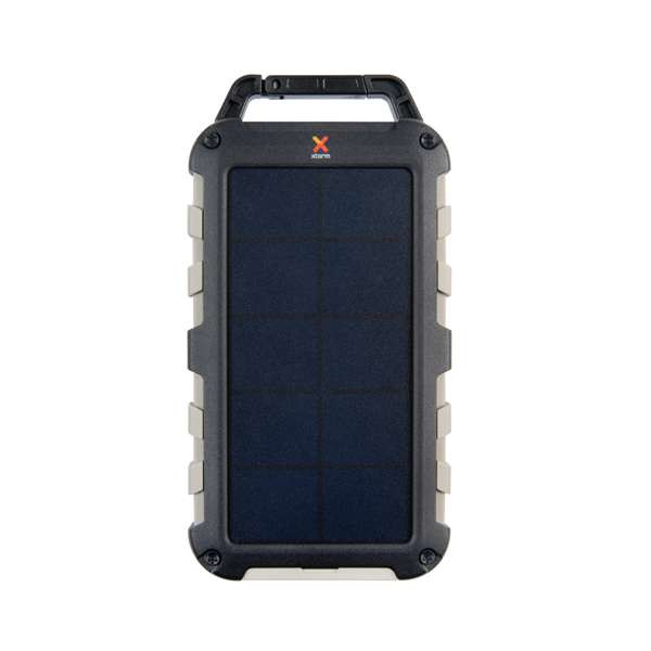 Xtorm Powerbank Solar Charger FS305 Robust 10000mAh Black