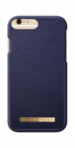 iDeal of Sweden iPhone 8 Plus / 7 Plus / 6S Plus / 6 Plus Fashion Case Saffiano Navy