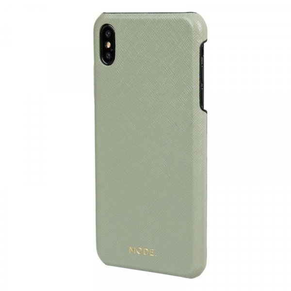 Dbramante1928 MODE iPhone X London Back Case Misty Mint