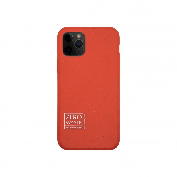 Wilma iPhone 12 / 12 Pro Smartphone Eco Case Bio Degradeable Essential Red