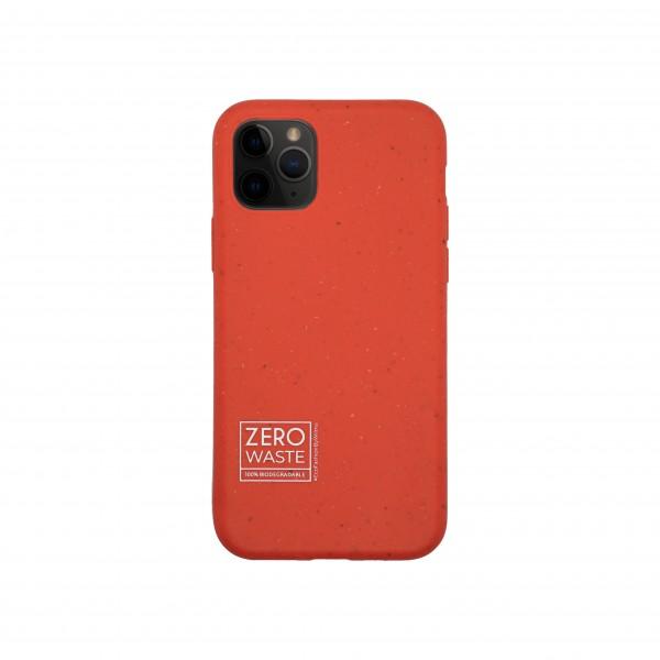 Wilma iPhone 12 Max / 12 Pro Smartphone Eco Case Bio Degradeable Essential Red