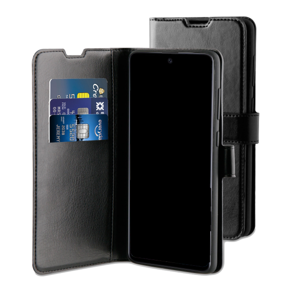 BeHello Samsung Galaxy S20 Gel Wallet Case Black