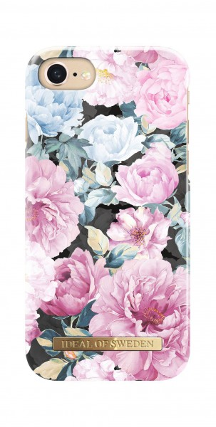 iDeal of Sweden Fashion Back Case Peony Garden voor iPhone 8 7 6s 6