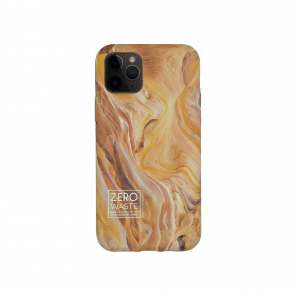 Wilma iPhone 12 Smartphone Eco Case Bio Degradeable Canyon Creme