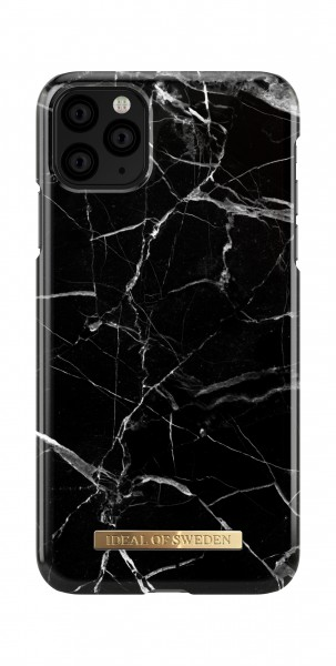 iDeal of Sweden iPhone 11 Pro Max Fashion Case Black Marble