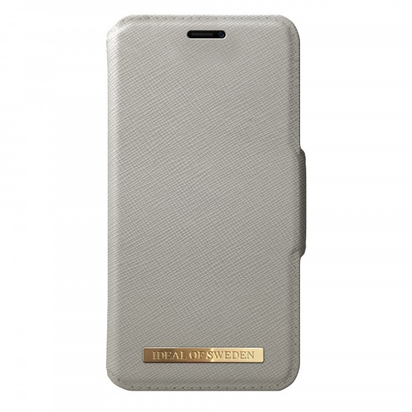 iDeal of Sweden iPhone Xr Fashion Wallet Light Grey