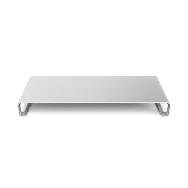 Desire2 View PC Monitor Riser Stand Silver