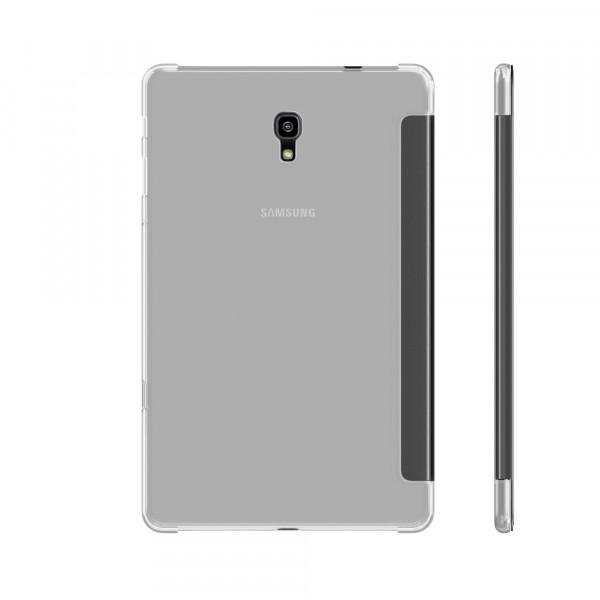 BeHello Samsung Galaxy Tab A 10.5 (2018) Tablet Hoes met Smart Cover Zwart