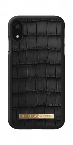 iDeal of Sweden iPhone Xr Capri Case Black