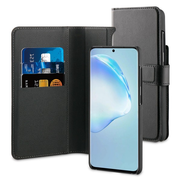 BeHello Samsung Galaxy S20+ 2-in-1 Wallet Case Black