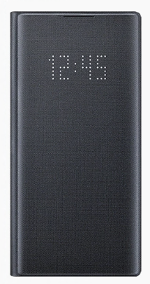 Samsung Galaxy Note10 LED View Cover Black