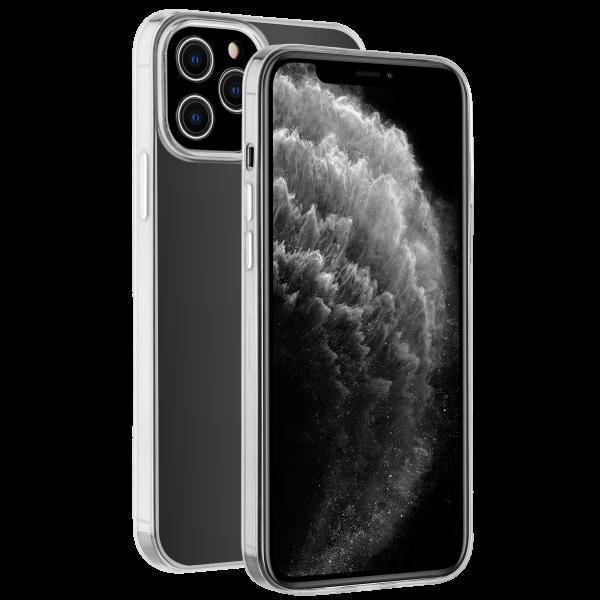 BeHello iPhone 12 / 12 Pro ThinGel Hoesje Transparant