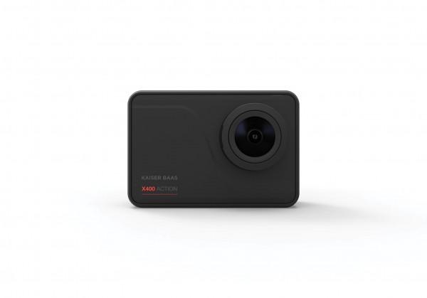 Kaiser Baas X400 Action Camera Wi-Fi 4K 30 FPS 5MP 7G Lens Zwart