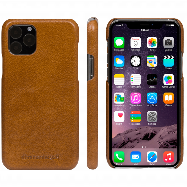 Dbramante1928 iPhone 12 mini 2-in-1 Wallet Case Lynge NW Tan