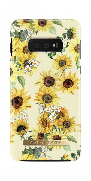iDeal of Sweden Samsung Galaxy S10e Fashion Back Case Sunflower Lemonade