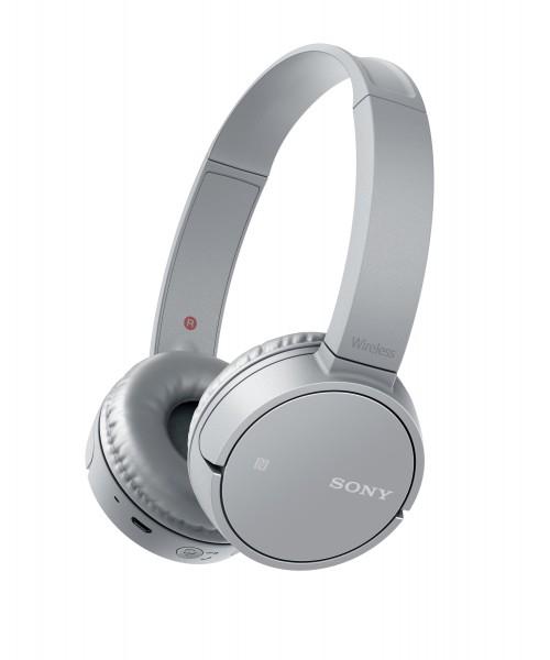 Sony Draadloze Koptelefoon On Ear Grijs
