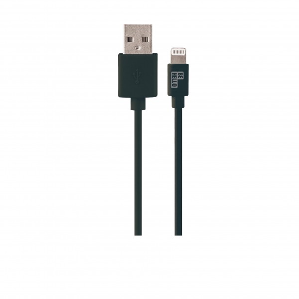 BeHello Charge and Sync Cable - Lightning (3m) Black