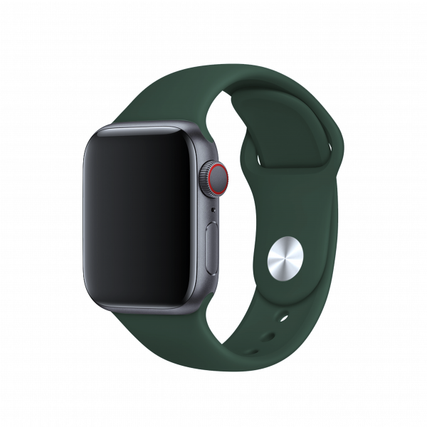 BeHello Premium Apple Watch Bandje 42/44mm voor Apple Watch Groen