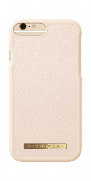 iDeal of Sweden iPhone 8 Plus / 7 Plus / 6S Plus / 6 Plus Fashion Case Saffiano Beige