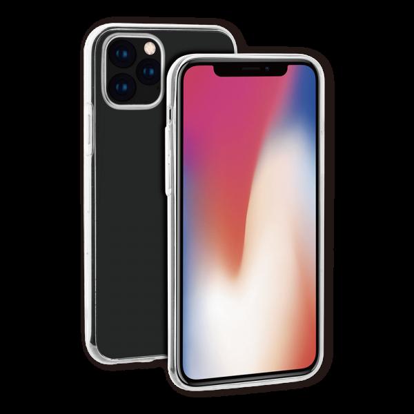 BeHello iPhone 11 Pro ThinGel Siliconen Hoesje Transparant