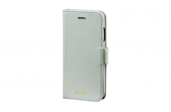 dbramante1928 MODE New York 2-in-1 Wallet Case Misty Mint voor iPhone 8 7 6s 6