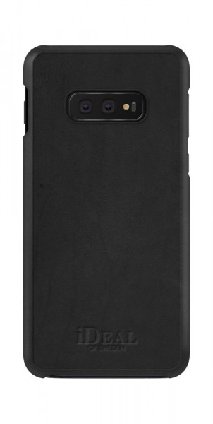 iDeal of Sweden Samsung Galaxy S10e Fashion Case Como Black PU-Leather